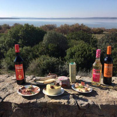 degustación productos típicos denominación origen enoturismo enología wine-tasting queso embutidos aceite miel aove